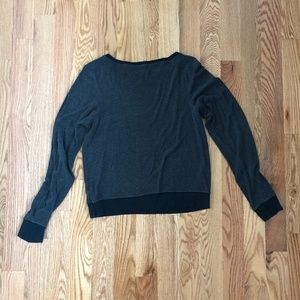 Wildfox Tops - Wildfox Baggy Beach Jumper Be Nice! Size S